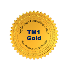 IBM Business Analytics - TM1 Gold Accreditation