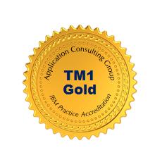 IBM Business Analytics - TM1 Gold Accreditation
